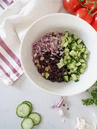 Coco Kelley Recipe Balela Middle Eastern Bean Salad Coco Kelley Coco Kelley