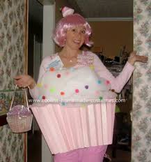 Cupcake Costume Pink Cupcake Costume By Jennifer Of Knoxville Tennessee
