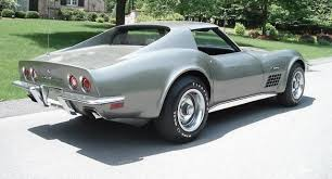nevada silver 1971 corvette paint cross reference
