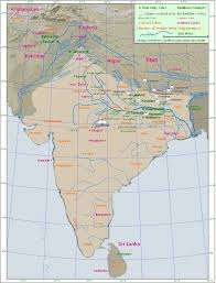Map Of Time Map Of India