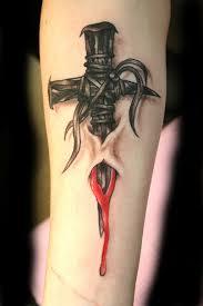 Jesus Cross Tattoos On - jesus tattoos and designs page 10