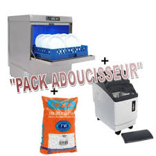 lave cuisine pro lave vaisselle frontal professionnel pack adoucisseur