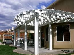 stylish lattice patio cover kits as ideas and suggestions people