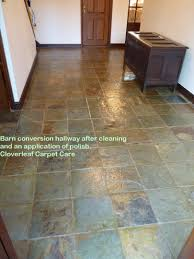 Best Way To Clean A Slate Floor by Slate Floor Cleaning And Sealing Service In Cheshire