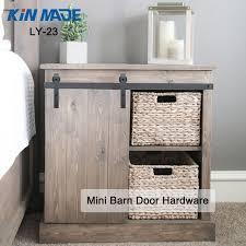 cabinet barn door hardware wooden cabinet sliding barn door hardware mini barn door track kit