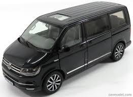 volkswagen multivan 2017 nzg 954 50 scale 1 18 volkswagen t6 multivan highline minibus