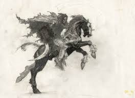 four horsemen of the apocalypse u2013 the art of simon bisley