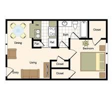 1 Bedroom Floor Plans by Floor Plans Luxury Apartment Living In Memorial Houston Area