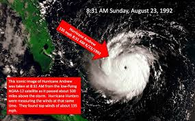 image of hurricane andrew 25 years later the that devastated