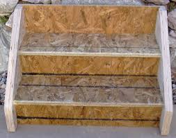 Radius Stairs by Engineered Wood Stairs At Stairs Unlimited
