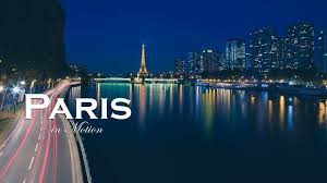 le temps d u0027un paris u0027 beautiful time lapse video of the city of
