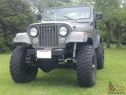 big jeep cars big block 440 jeep cj 7 no reserve cj7 cj 7