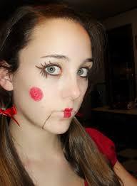 marionette puppet makeup tutorial mugeek vidalondon