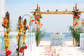 Beach Wedding Alabama Beach Wedding Packages Big Day Weddings