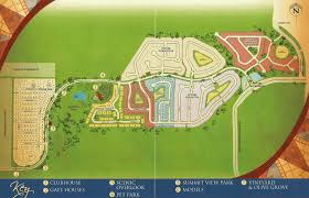 Clermont Florida Map by Heritage Hills Clermont Florida