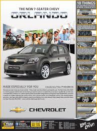 events u0026 promos chevrolet philippines