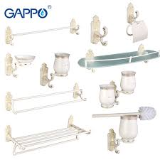 Glass Bathroom Accessories by Online Get Cheap Glass Bath Accessories Aliexpress Com Alibaba