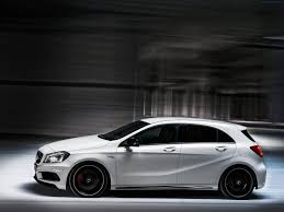 mercedes a45 amg 2014 2014 mercedes a45 amg side 1 car reviews pictures and