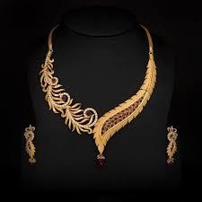 new design gold necklace new design in alkapuri vdr vadodara manufacturer