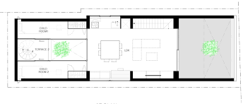 Symmetrical Floor Plans Ark Inspired House By Apollo Architects Features A Symmetrical