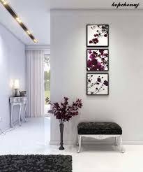 purple ideas to decorate hallway walls and grey decor hallway