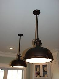 Bronze Kitchen Lighting Kitchen Lighting Rubbed Bronze Elliptical Gray Traditional