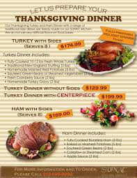 thanksgivig turkey order in hell s kitchen sunac market