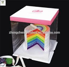 where to buy cake box cake box clear plastic cake boxes personalized handmade