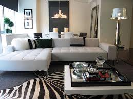 Best Living Room Design  Ideas Images On Pinterest Home - Black and white living room design ideas