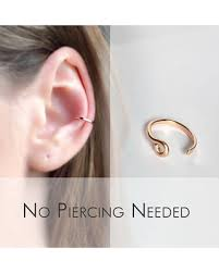 cuff piercing check out these hot deals on conch ring faux conch ring slip