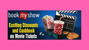 bookmyshow offer bookmyshow offer book movie ticket get rs 100 cashback gofferkart