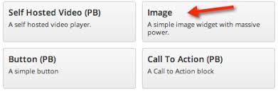 Open Table Widget Image Widget Documentation Siteorigin
