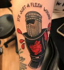 40 amazing tattoos that were inspired by movies neatorama