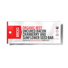 bacon sunflower seeds beef bacon cranberry sunflower seeds box of 10 1oz bars