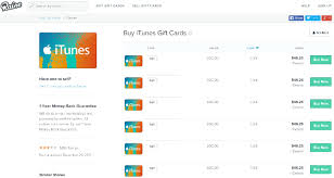 who buys gift cards back how to buy discounted itunes gift cards the right way