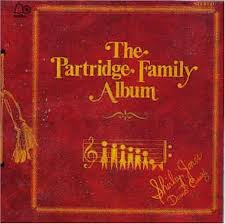 family photo album the partridge family partridge family album