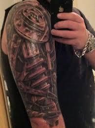 13 best tattoo images on pinterest 3d tattoos biomechanical