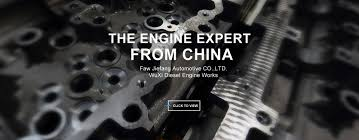 jie fang logo china vehicle engine generating set engine other engine semi