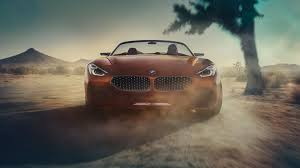 bmw concept the bmw z4 returns in stunning new concept form roadshow