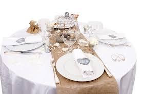 chemin de table mariage idées de chemins de table pour un mariage photos préparation