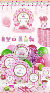 little princess baby shower pink themed baby shower little