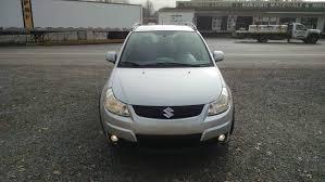 2009 suzuki sx4 4 hatch back wheel drive automobile harmony