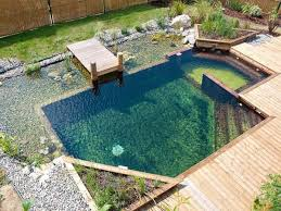 Backyard Nature Products Natural Swimming Ponds Also Called Natural Pools Are A Wonderful