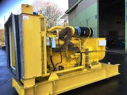 500kva diesel generator 550kva standby detroit open set