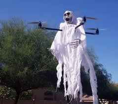 anyone done the ghost hanging from drone thingy dji phantom