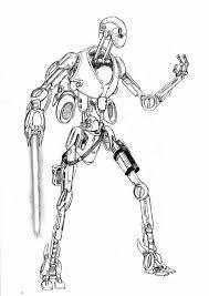 cylon jedi assault droid star wars exodus visual encyclopedia