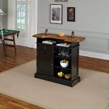 Crosley Furniture Bar Cabinet Crosley Lafayette Black Bar With Sliding Top Kf40002bbk The Home