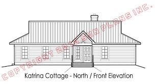 Katrina Cottages Floor Plans Sun Plans Katrina Cottage