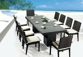 modular dining table patio ideas affordable modern outdoor patio furniture modern