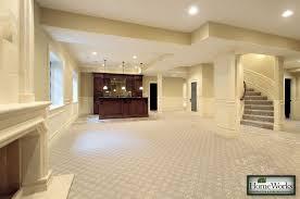 basement design ideas plans simple chic basement design ideas